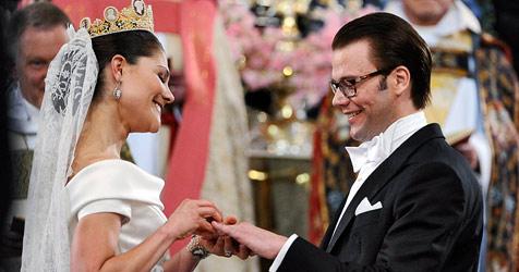 Kronprinzessin Victoria und Daniel haben Ja gesagt