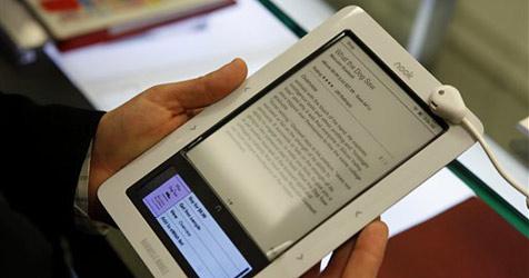 Preiskampf bei E-Book-Readern hat begonnen