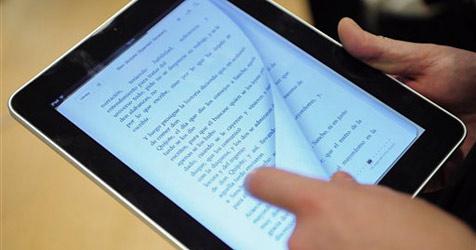 Streit um iPad-Rede im deutschen Bundestag