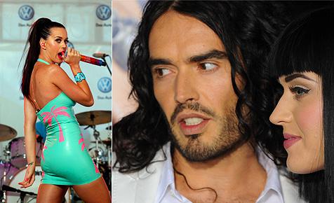 US-Star Katy Perry wird im hautengen Latexsuit heiraten
