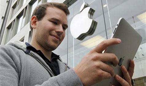 3 Millionen iPads binnen 80 Tagen verkauft
