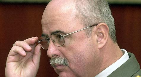 ABC-Abwehrchef Fürstenhofer tritt in den Ruhestand (Bild: APA/GINDL Barbara)