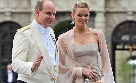 """Albert von Monaco und seine Charlene sagen früher """"Ja"""""""