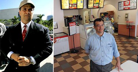 Starlobbyist wurde vom Milliardär zum Pizzabäcker