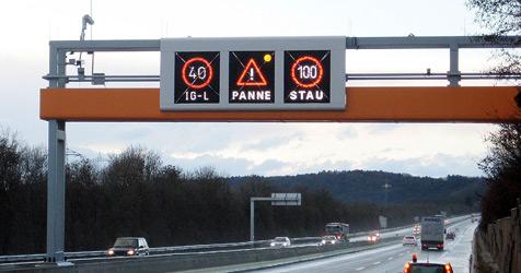 Verbrecherjagd mit Autobahn-Kameras ab Herbst (Bild: APA/Asfinag/Volker Hoeferl)