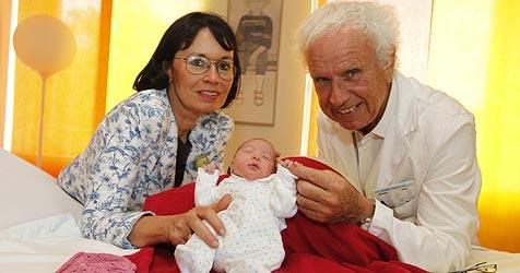 20 Millionen Euro für neue Babystation im  Landes-Spital (Bild: MARKUS TSCHEPP)