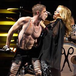 Überraschung in Glastonbury: Kylie holte Auftritt nach