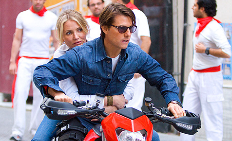 "Tom-Cruise-Film ""Knight and Day"" wird ein Megaflop"