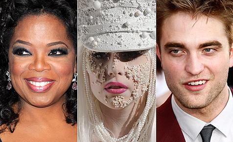 """Lady Gaga und """"R-Patz"""" unter den Top-Promis 2010"""