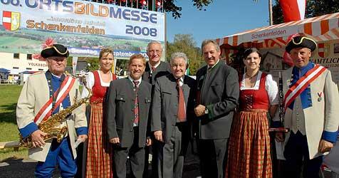 Schenkenfeldner Bürgermeister tritt zurück (Bild: Krone Archiv)