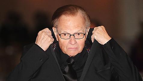 Talkshow-Veteran Larry King hört nach 25 Jahren auf