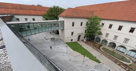 Besucherzahlen im Schlossmuseum Linz verdoppelt (Bild: Chris Koller)