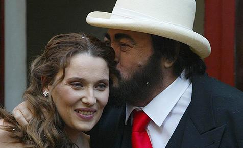Pavarotti-Witwe Nicoletta Mantovani ist frisch verliebt