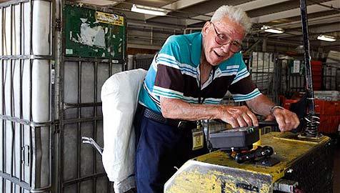 Post-Bediensteter in den USA geht mit 95 in Pension