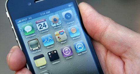 Über die Hälfte aller iPhone-Apps gibt Nutzerdaten weiter