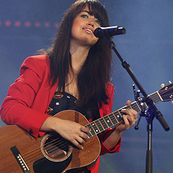 Dänemarks Pop-Star wird Linz erobern (Bild: Wenzel)