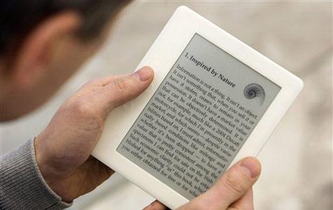 E-Books lesen sich langsamer als gedruckte Bücher