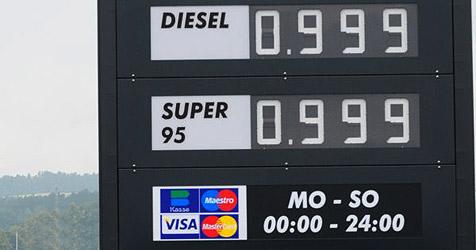 Erste Diskont-Tankstelle ob der Enns eröffnet (Bild: kerschi)