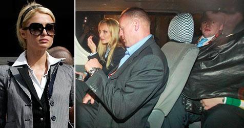 Paris Hilton in Südafrika nach WM-Spiel verhaftet