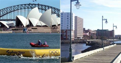 Falsches Sydney: Touristen landen in Kanada