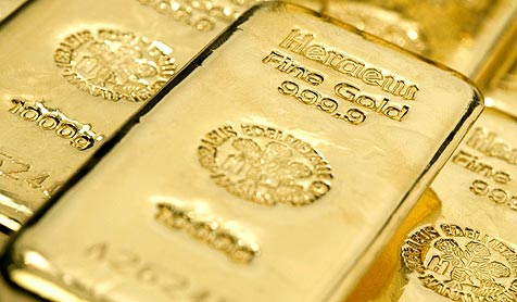 Falschgold: Bank in N� um 170.000 Euro gebracht (Bild: APA/dpa/Heraeus)