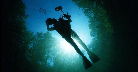 Erfahrener Taucher bei Aufstieg aus Tiefe verunglückt (Bild: APA/HERBERT FREI/ATLANTIS QUALIDIVE)