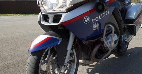 Polizist verunglückt in Andorf tödlich mit Dienstmotorrad (Bild: Christof Birbaumer)