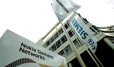 Nokia Siemens kauft für 1,2 Mrd. Dollar Motorola-Sparte