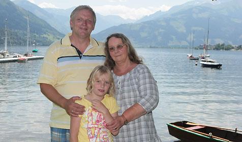 Durch Salzburg geirrt: Happy End für Michelle (Bild: Niki Faistauer)