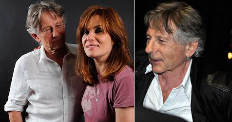 Roman Polanski bei Konzert seiner Frau in Montreux