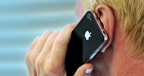 Programmierer geht mit iPhone-Verbot auf Wohnungssuche (Bild: EPA)