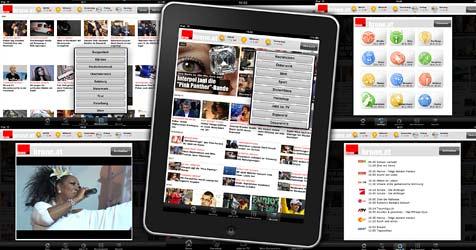 Alles zum iPad-Start ++ krone.at-App schon da
