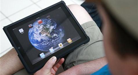 """Behindertes Kind kann dank iPad wieder """"sprechen"""""""