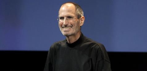 Apple-Chef Jobs arbeitet an eigener Biografie mit