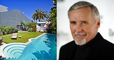 Dennis Hoppers Anwesen wird verkauft