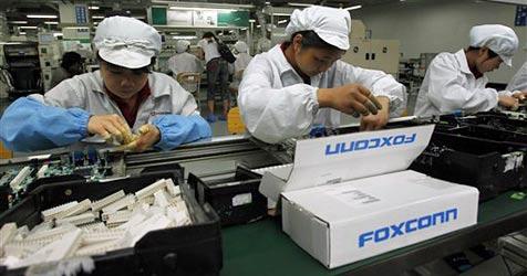 Erneuter Todesfall bei Elektronik-Konzern Foxconn