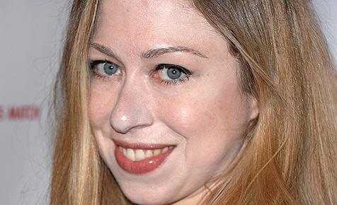 Chelsea Clinton lässt Journalisten verhaften