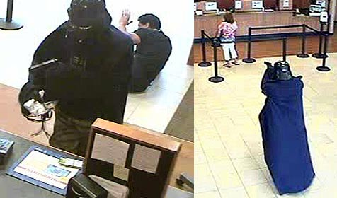 """Darth Vader"" überfällt Bank im US-Staat New York (Bild: Suffolk County Police Department)"
