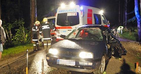 Ein Toter und vier Verletzte bei Crash im Tennengau (Bild: MARKUS TSCHEPP)