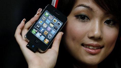 Frauen stehen auf iPhones, Männer auf Android-Handys
