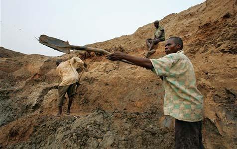 Herkunftsnachweis soll Bürgerkrieg in Afrika stoppen