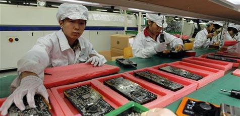 Foxconn muss Fabrik in Indien vorläufig schließen