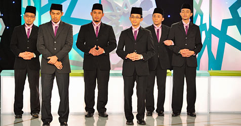 Malaysia sucht den Super-Imam - per TV-Show