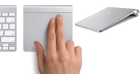 Apple bringt Multitouch auf den Desktop (Bild: Apple)