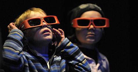 Engpass bei Film-Inhalten bremst 3D-Fernsehen aus