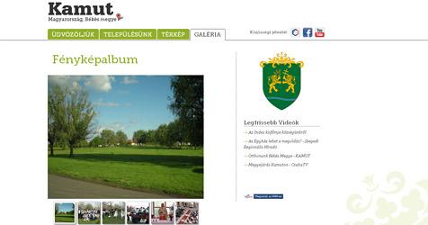 Ungarisches Dorf will Park index.hu nennen