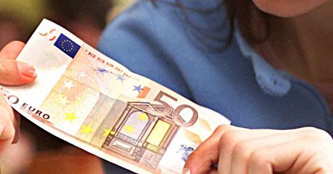 Verkäuferin fällt auf Geldwechsel-Betrüger herein (Bild: Martin A. Jöchl)