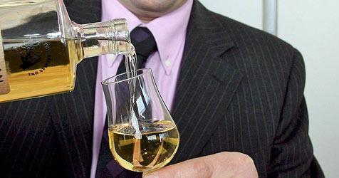 Waldviertler Whisky wird bei Bewerb ausgezeichnet (Bild: EPA)