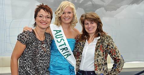 Salzburgerin fliegt zu Miss-Tourismus-Wahl nach China (Bild: Wolfgang Weber)