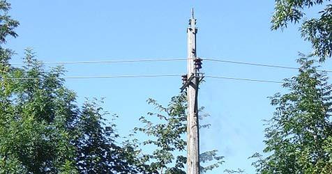 Brand legt Stromversorgung von Thalgau lahm (Bild: FF Thalgau)